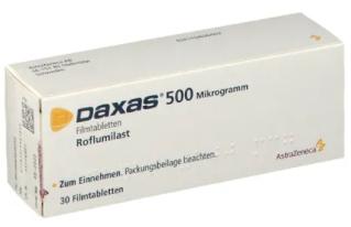 Roflumilast en combinación con antagonistas del receptor adrenergico Beta-2 muestra efectos antifibróticos. 51585